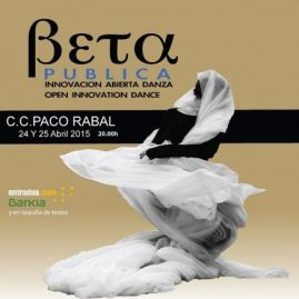 Cartel BETA PUBLICA Abril 2015