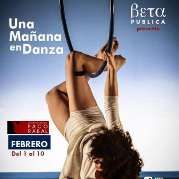 Disponible el video  de la III Edición de Una Mañana en Danza