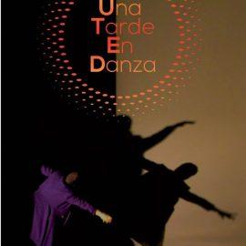 Cartel Una Tarde en Danza 2019