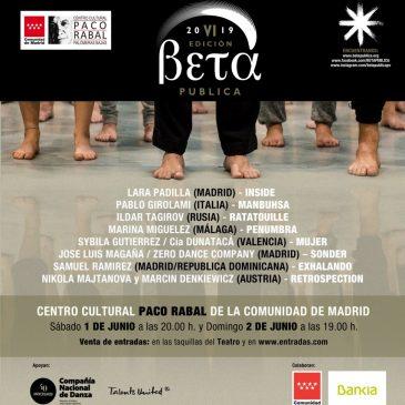 No te pierdas el video resumen de la VI Edición de BETA PUBLICA 2019