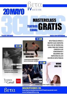 MasterClass Beta Publica