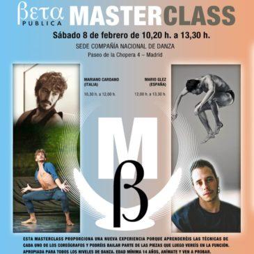 MasterClass Una Tarde en Danza 2020