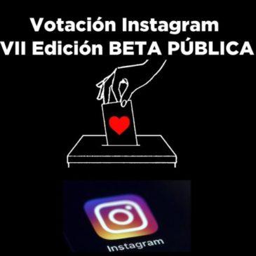 Cancelación de la votación de Instagram por irregularidades en los votos emitidos