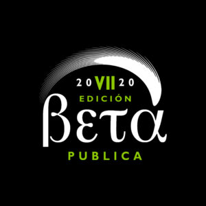Logo de la VII Edicion de la Muestra BETA PUBLICA