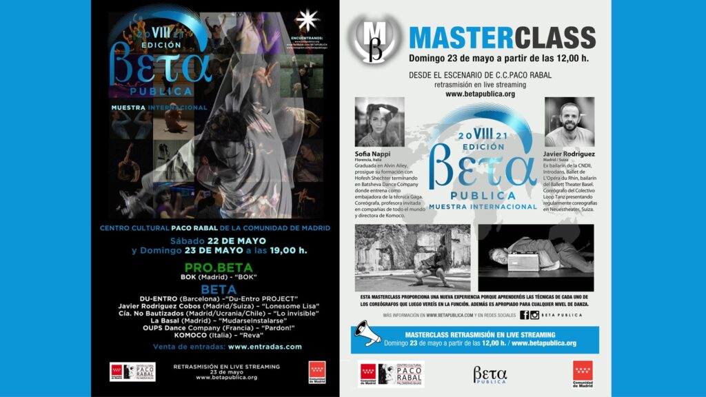 Muestra BETA PUBLICA 2021
